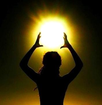 El poder del Sol