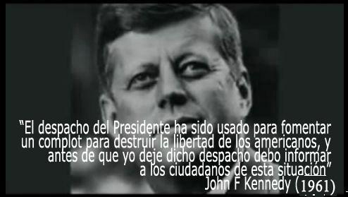 John F. Kennedy, Presidente de EEUU