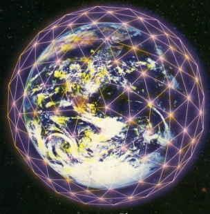 La rejilla magnética de la Tierra