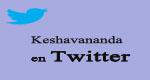 Keshavananda en Twitter