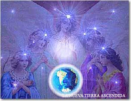 La Nueva Tierra Ascendida